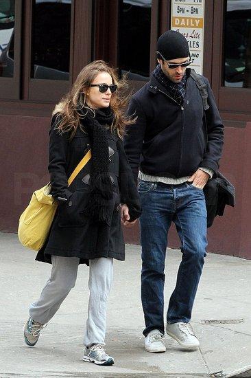 Natalie Portman And Fiance Benjamin. Pictures of Natalie Portman