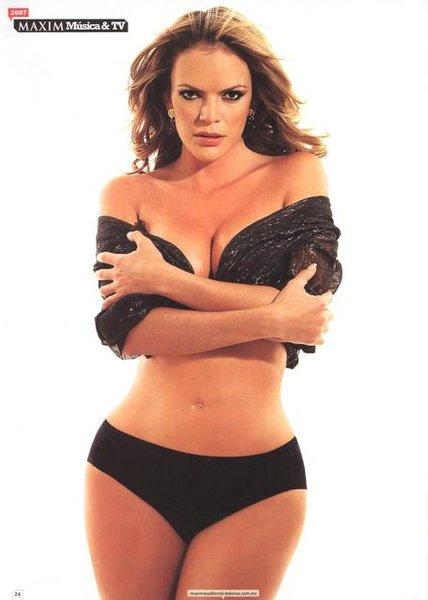 Aline Hernandez In Maxim